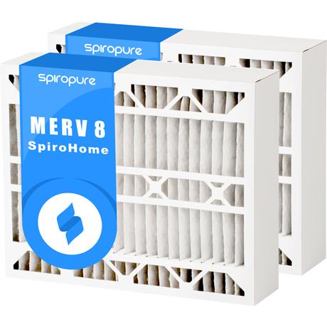 MERV 8 16x25x5